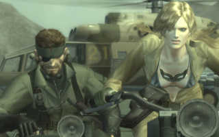 Metal Gear Solid HD Collection — карманная классика